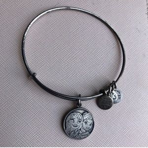 Alex and Ani Frozen bangle
